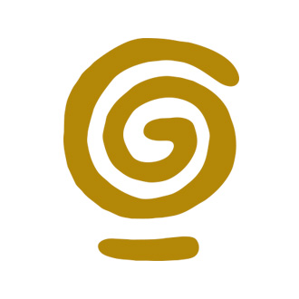 Mightyworld Glynx logo branding design