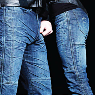 Mightyworld Draggin Jeans logo branding design