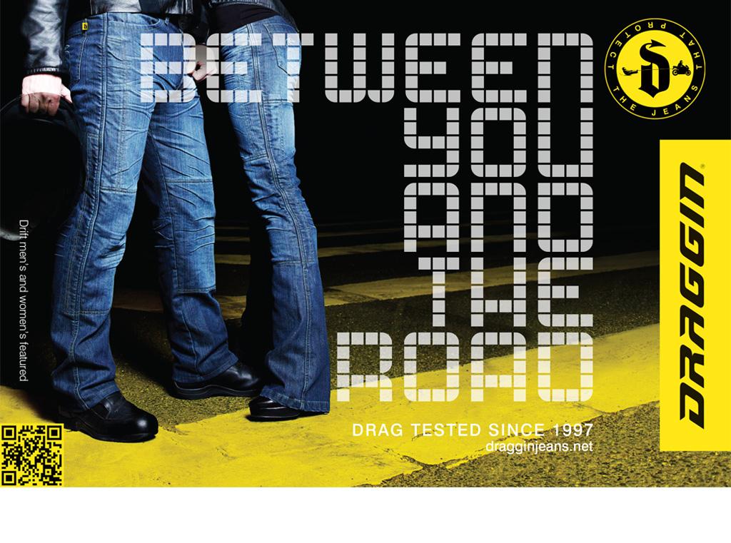 Mightyworld Draggin Jeans print design