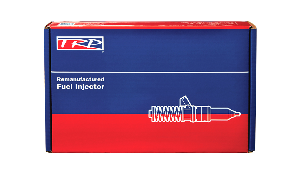Mightyworld TRP parts remanufactured fuel injector packaging design
