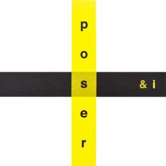 Mightyworld Poser & I branding logo design