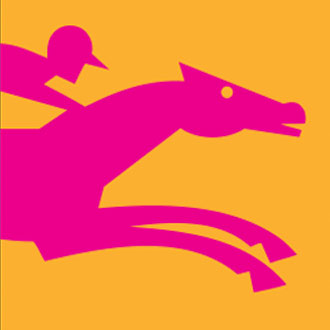 Mightyworld Racing Victoria logo branding design