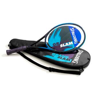 Mightyworld Spalding Tennis racquet product design